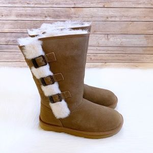UGG Chestnut Klea Boots